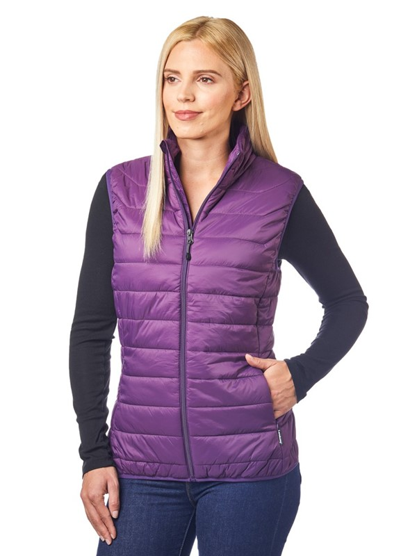 Lightweight Poly-fill Vest