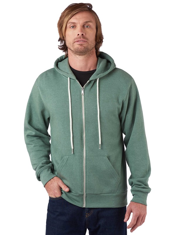 Cotton Poly Fleece Hoodie