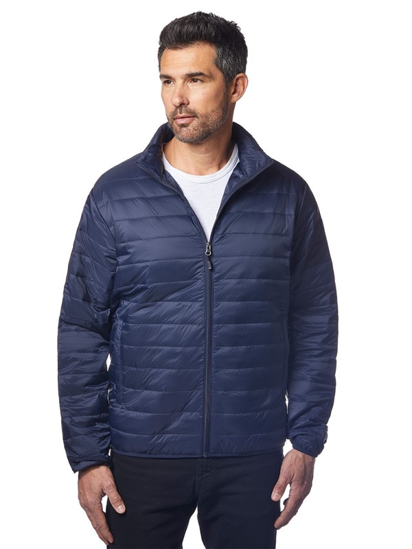 Ultra Lightweight Travel Puffer