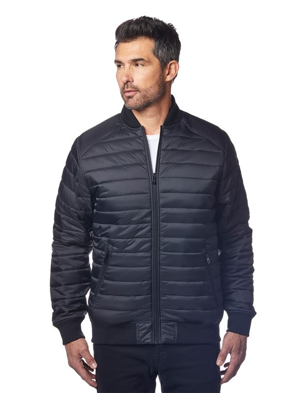 Lightweight Poly-fill Jacket