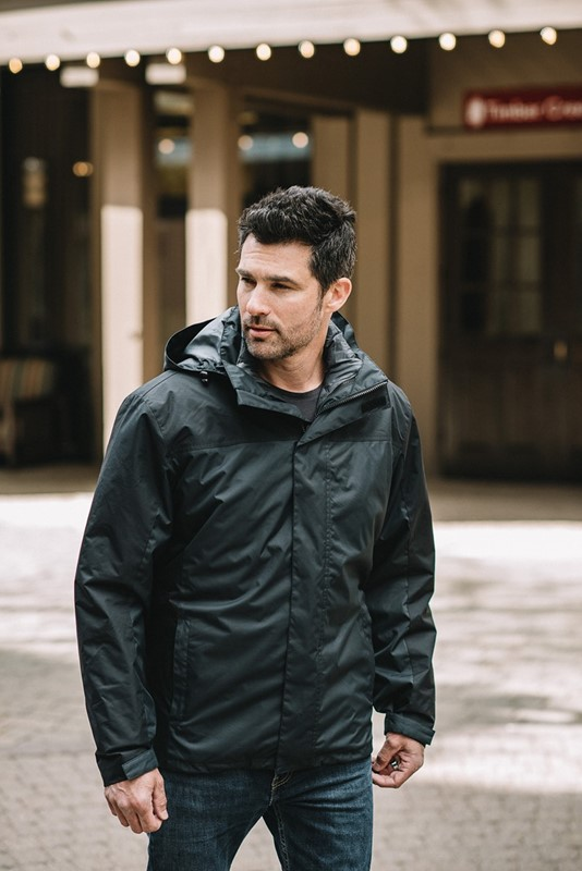 3-in1 Parka with Puffer