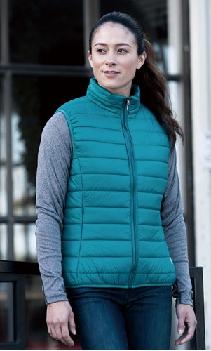 View Ladies Puffer Vest (Last Call)